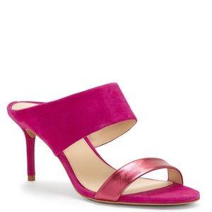 {Vince Camuto} Navinta Suede Sandals Size 7M